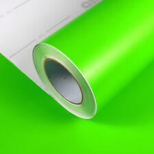 Allvi Car Wrapping Film Matte Apple Green | Auto Folie Apfel Grün - 10,36€/m²