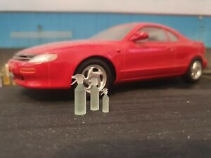 18x 1:24 Scale DETAIL BOTTLES For Model Car Diorama