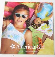 AMERICAN GIRL MAY 2010 CATALOG ~LANIE IVY RUTHIE ELIZABETH DOLL BITTY BABY TWINS