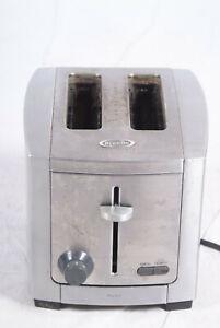 Breville TT30 Toaster Edelstahl Langschlitz 2 Schlitze verschiedene Funktionen