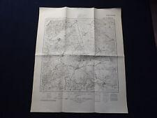 Landkarte Meßtischblatt 2659 Gr. Mellen in Pommern, Stettin, Saatzig, von 1939