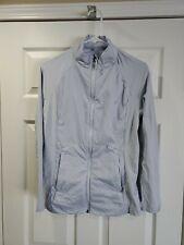 32 Degrees Womens Gray Blue (lavender) Windbreaker Jacket Size M