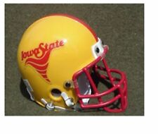 IOWA STATE CYCLONES 1983 THROWBACK mini football helmet