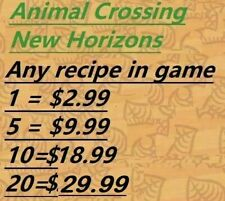 ??Custom order Animal crossing NH ??