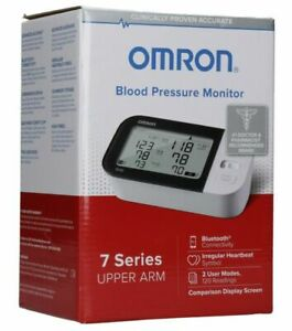 New Omron 7 Series BP7350 Upper Arm Blood Pressure Monitor