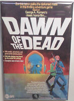 "Dawn of the Dead Board Game Box 2""x3"" MAGNET Refrigerator Locker Retro Romero"