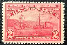 1909 US Stamp SC#372 2c Hudson-Fulton