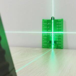 Huepar grüne/rote Magnetische Laser Zielscheibe
