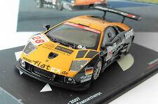 LAMBORGHINI MURCIELAGO #28 MENTEN KOX BLEEKMOLEN FIA GT 24H SPA 2007 IXO ALTAYA