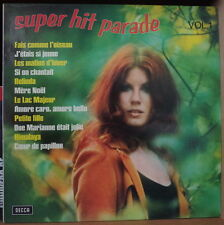 MICHAEL SIMON SUPER HIT PARADE CHEESECAKE COVER FRENCH LP