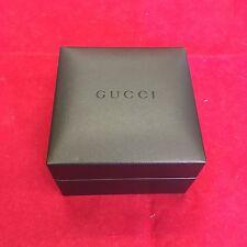 Vintage Cream Gucci Empty Watch  / Bracelet / Pendant Box 7.5cm Wide