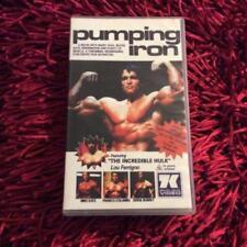 Bodybuilding PAL VHS Movies
