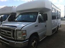 2009 Ford E-350 Van Shuttle Bus ● Fleet 809 ●  handicap accessible