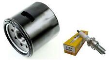 Tune Up Kit Yamaha Grizzly 350 YFM350 Spark Plug Oil Filter 2007-2013 IFS