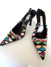 Dune Stiletto Bridal or Wedding Sandals Heels for Women