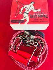 Dévelopeurs Olympic appareil de musculation vintage