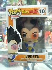 Funko Pop! Vinyl, Dragon Ball Z Vegeta #10 Rare & Vaulted!