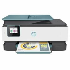 HP Officejet Pro 8028 All-in-One Wireless Printer, Scan, Copy, Fax (3UC64A)