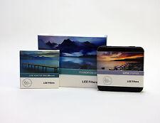 Lee Filters Foundation Holder Kit + Lee Super Stopper & Lee 82mm Wide Ring.New