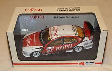 Jose Fernandez 2004 Team Fujitsu Konica DJR Ford AU Falcon V8 Supercar 1:18