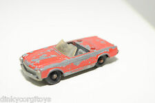 TUF-TOTS TUF TOTS LONE STAR MERCEDES BENZ 280SL 280 SL CABRIOLET GOOD CONDITION