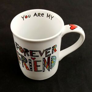 NWT Forever Friend Coffee Mug Our Name Is Mud Lorrie Veasey 16oz Cup Brand NEW