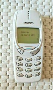 Original Nokia 3310 - Gray (Locked) 2G GSM Cellular Phone
