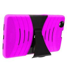 Heavy Duty Combo Shockproof Stand Box Defender Hard Case Cover For 8 Inch Tablet