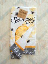 Bee Honey Bee Terry Towel Kay Dee Queen Bee Pattern