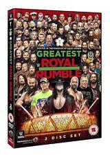 WWE Greatest Royal Rumble DVD Region 2