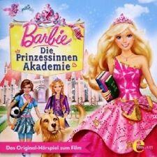 BARBIE - DIE PRINZESSINNEN AKADEMIE CD HÖRSPIEL NEUWARE