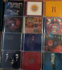 King Crimson - LOT OF 12 ALBUM CDs ( AUDIO CD in JEWEL CASE )