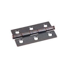"One Pair- Bronze- Shutter Hinges- 2-1/2"" x 1-1/2"" Swaged Butt Hinges:"