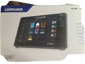Lowrance hds-12 live with 3-1 transducer