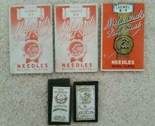 Vintage Sowing Needles