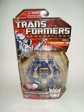 Transformers Generations Deluxe Class Cybertronian Soundwave MOSC 2010