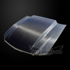 2010-2012 FORD MUSTANG 3 INCH COWL STYLE CARBON FIBER FUNCTIONAL EXTRACTION HOOD