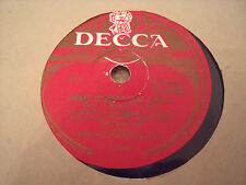 78 RPM RECORDS X 6 HEV'N MY FATHER, I REMEMBER, AM I DREAMING, HIS GENTLE WORDS+