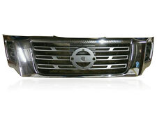 CHROME FRONT GRILL GRILLE ABS NISSAN FRONTIER NAVARA D23 NP300 2014 2015