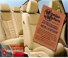 16- Wonder Wafers New LEATHER Scent~Amazingly Fresh~ Air Freshener Home Auto