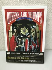SCANDAL Queens are trumps JAPAN CD+PHOTOBOOK OBI Free Shipping