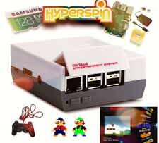 RetroPie Hyperpi Arcade Game Console, 128GB Loaded SD Card, 16,000 + GAMES, Kodi