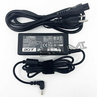 Original 19V 3.42A Laptop AC Adapter Power Supply Charger Cord for Acer Gateway