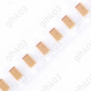 6032C(2312) 4.7UF 10UF-330UF SMD Tantal Kondensator 6.3-35V Tantalum Capacitors