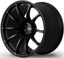 "18"" MiRO 563 Wheels For Lancer Evolution 9/IX 18X9.5"" Squared Set"