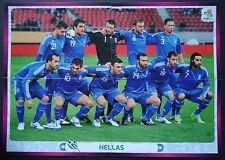 PANINI 80 81 82 83 SQUADRA HELLAS GRECIA euro 2012 Poland-Ucraina