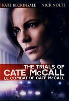 NEW DVD // THE TRIALS OF CATE McCALL // Kate Beckinsale, Nick Nolte