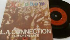 "Rainbow - LA Connection/Lady Of The Lake 7"" Vinyl Record Rock Single nm nm"