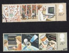 GB QE II 1982 Information Technology set VFU