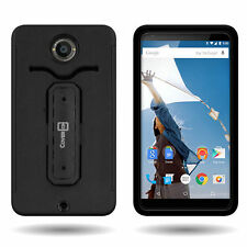 Black Case/Cover for Motorola Nexus 6
